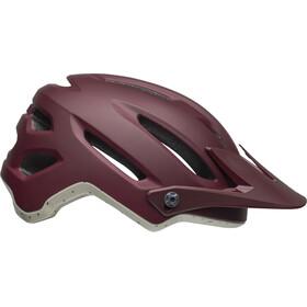 Bell 4Forty MIPS casco per bici marrone/rosso